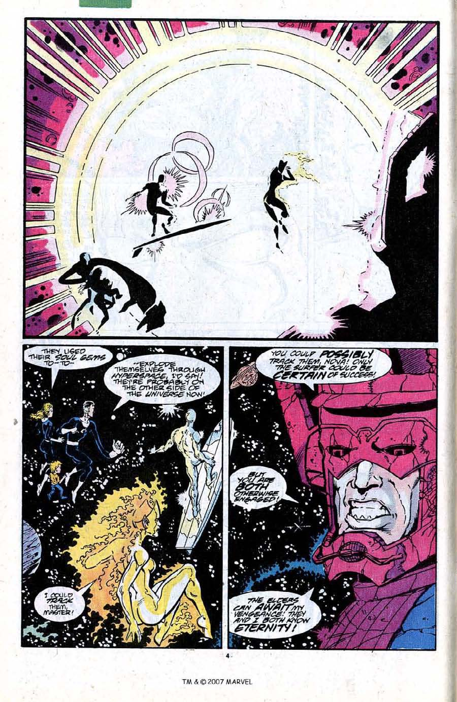 Read online Silver Surfer (1987) comic -  Issue #19 - 6