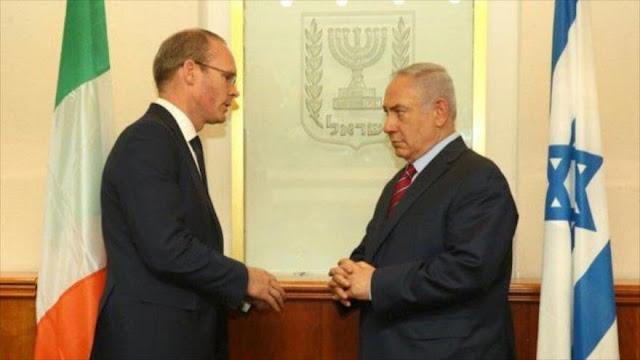 Netanyahu acusa a Irlanda de apoyar la destrucción de Israel