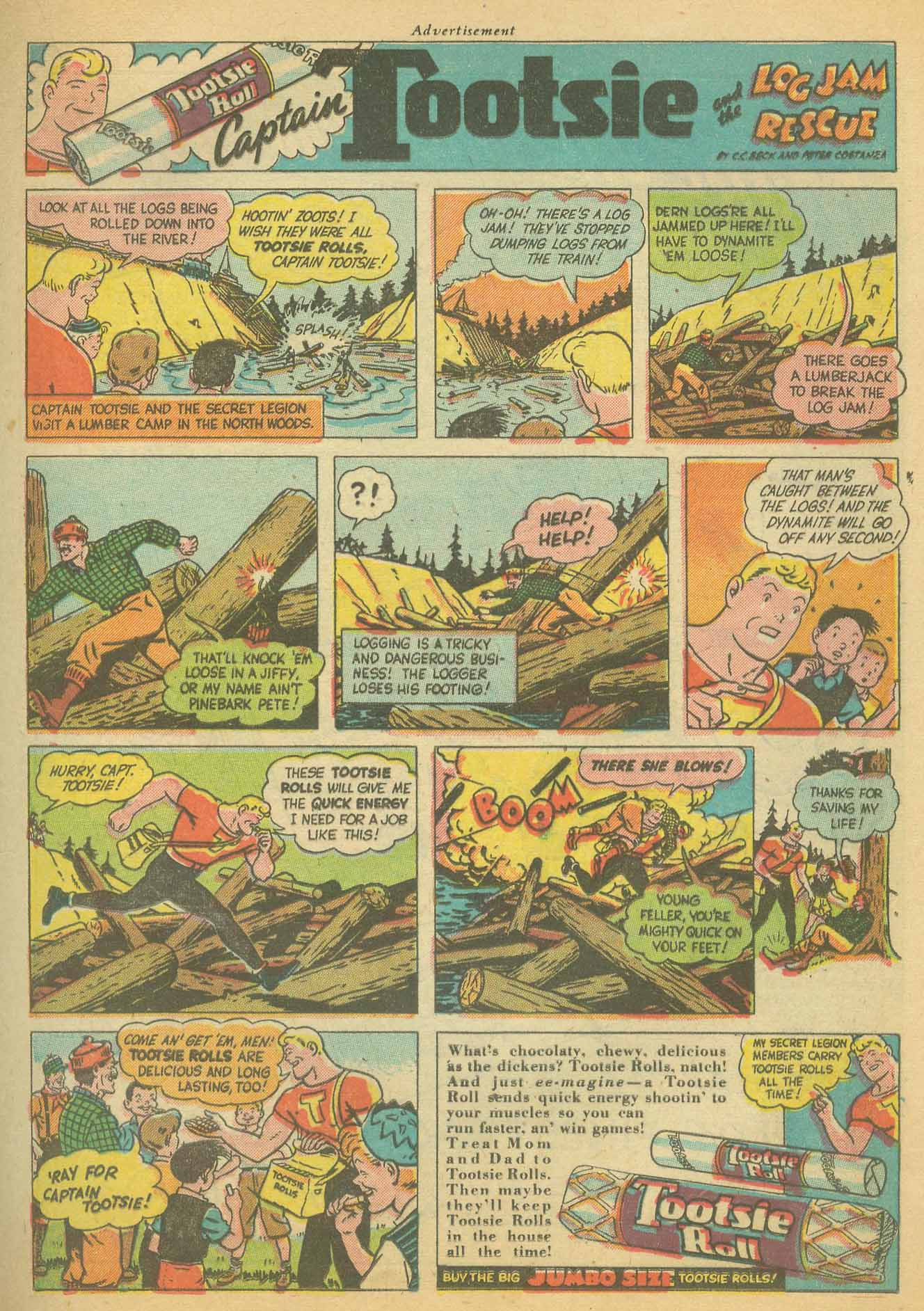 Detective Comics (1937) issue 127 - Page 23