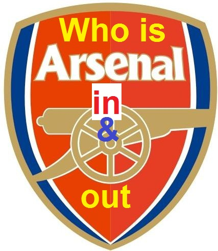 Arsenal transfer saga latest. Who goes or stay