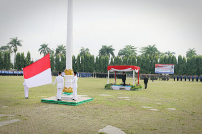 Hari Pahlawan, Hamartoni Ajak Warga Lampung Bermanfaat Bagi Umat dan Lingkungan