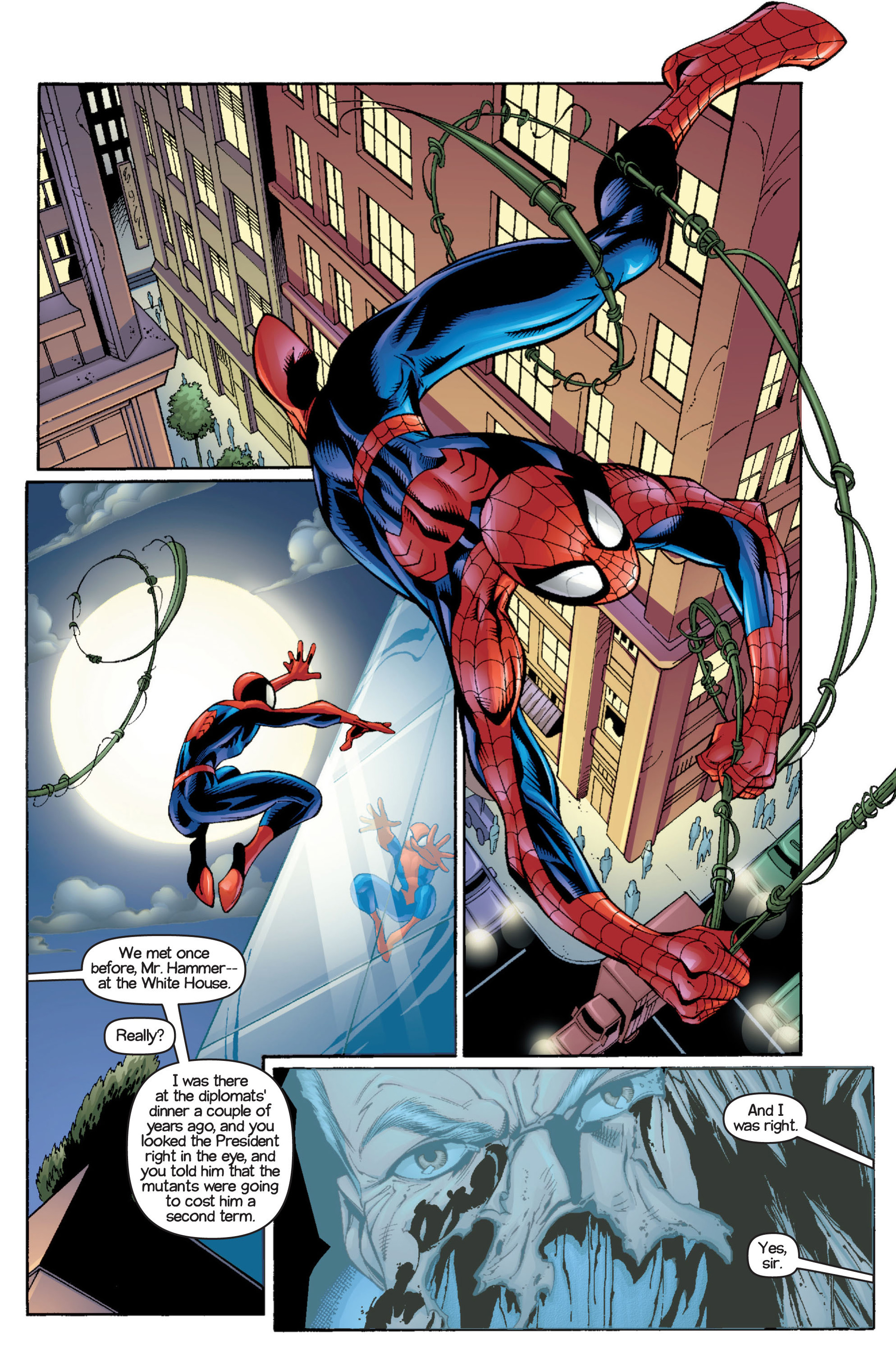 Read online Ultimate Spider-Man (2000) comic -  Issue #16 - 14