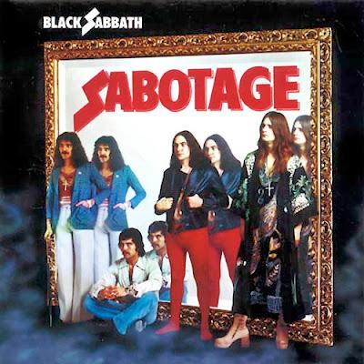 Black Sabbath Sabotage 1975