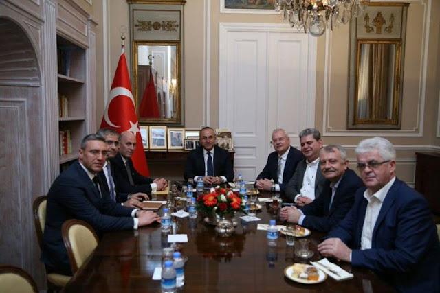 Οι μεθοδεύσεις των Τούρκων για μουσουλμάνο αντιπεριφερειάρχη