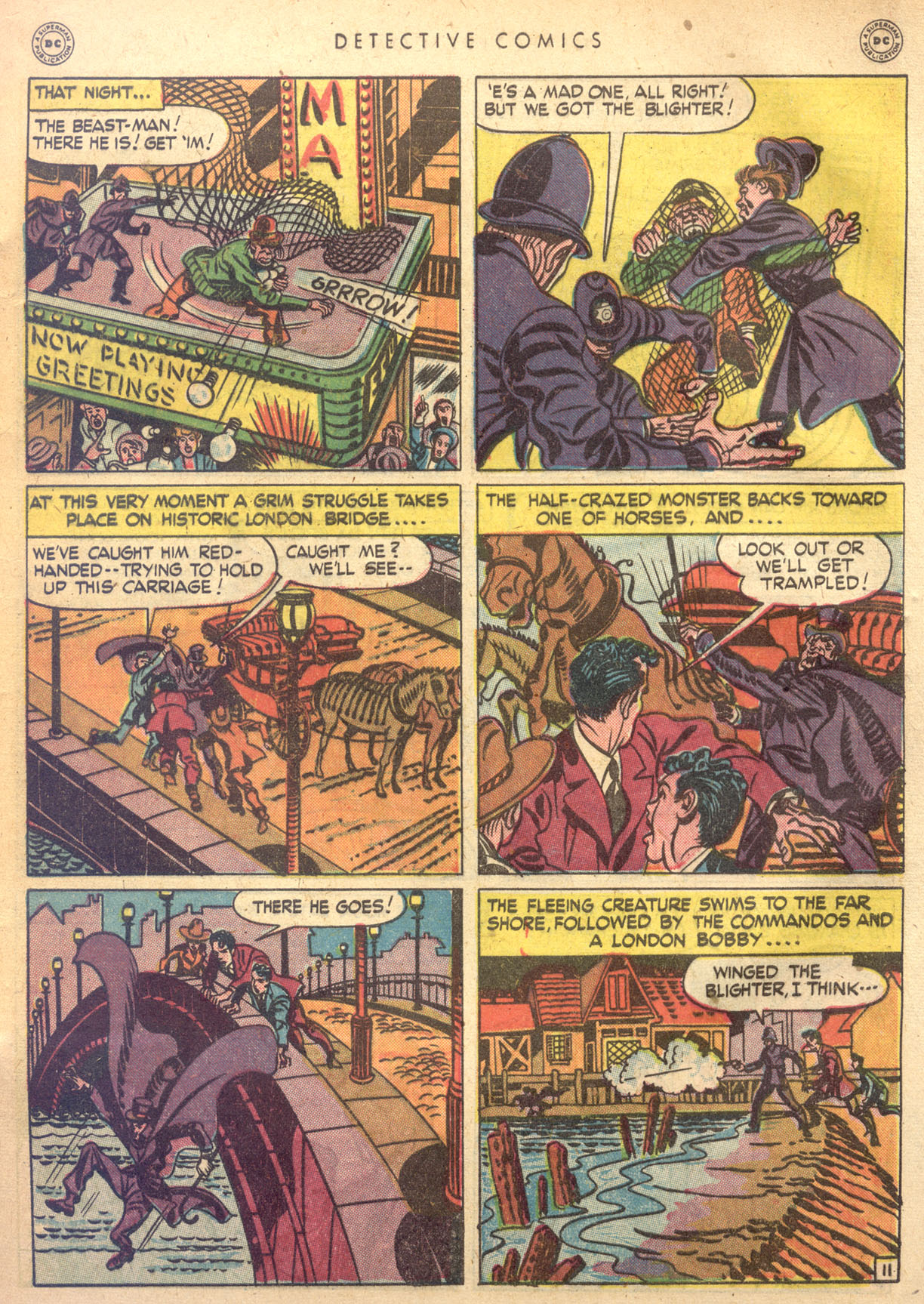 Read online Detective Comics (1937) comic -  Issue #134 - 47