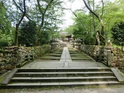 園城寺唐院