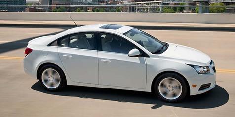 Chevrolet Cruze Tembus Penjualan 3 Juta Unit