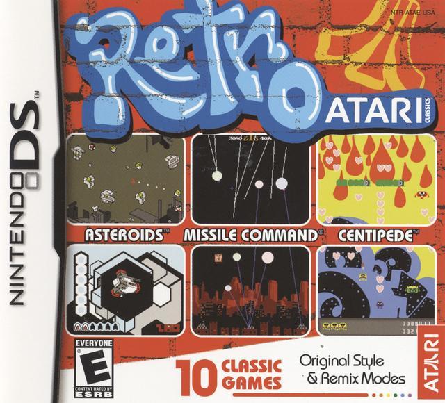 Retro Atari Classics (U) (Wario)