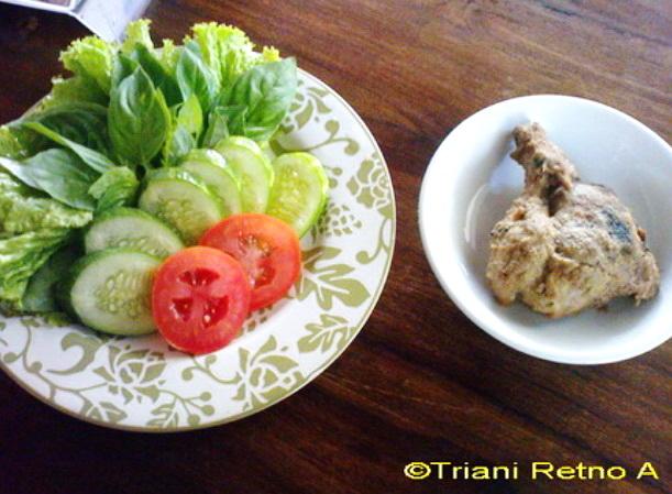 Raw Food ala Orang Sunda