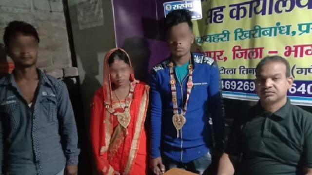 पति ने पत्नी की शादी प्रेमी से कराई और गिफ्ट में बेटा दे दिया | NATIONAL NEWS