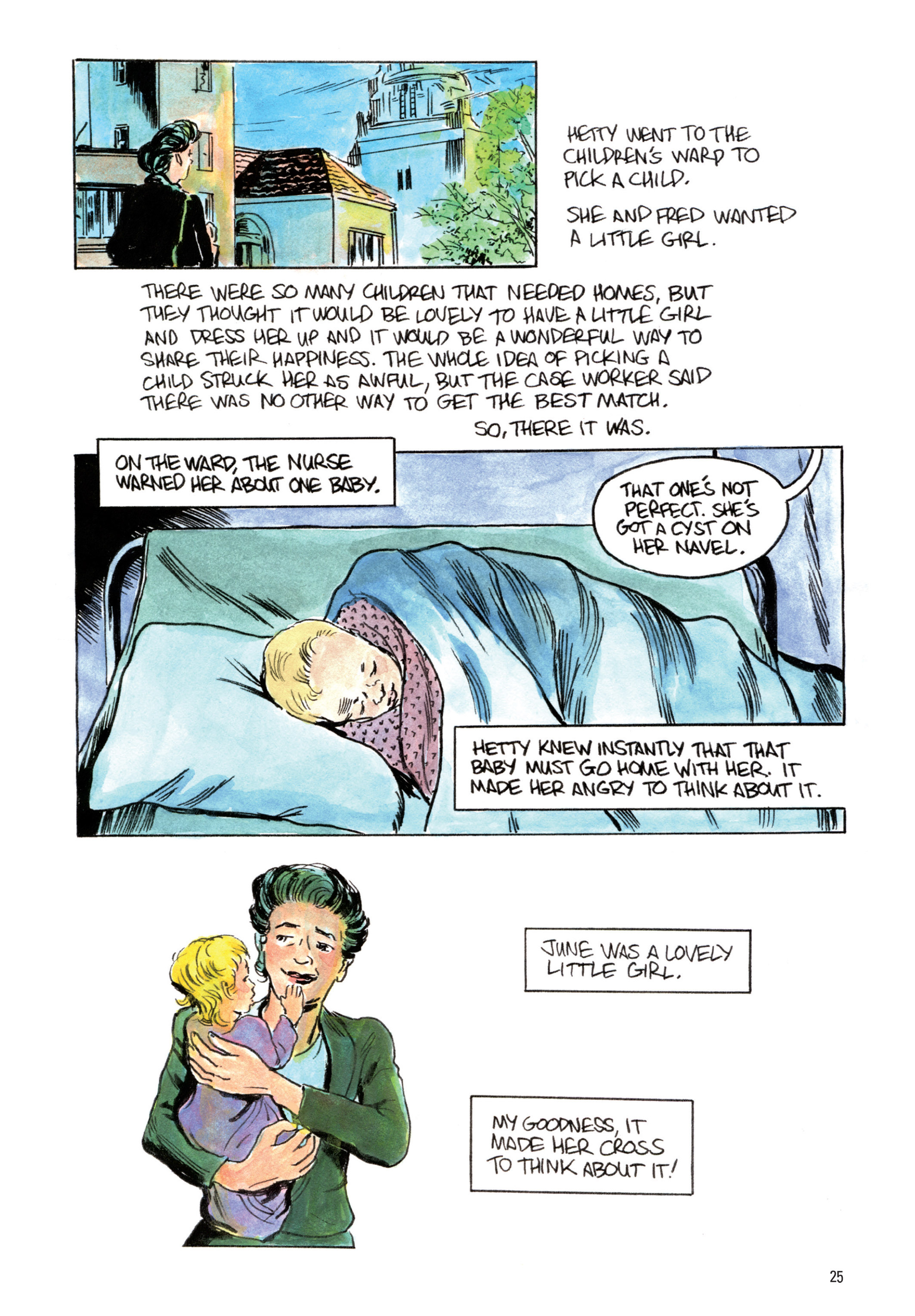 Read online The Late Child and Other Animals comic -  Issue #1 - 23