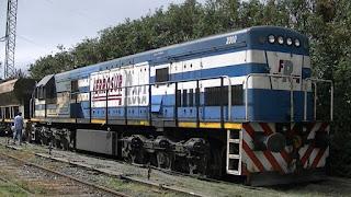Suspenden algunos viajes en tren entre Bahía Blanca y Constitución