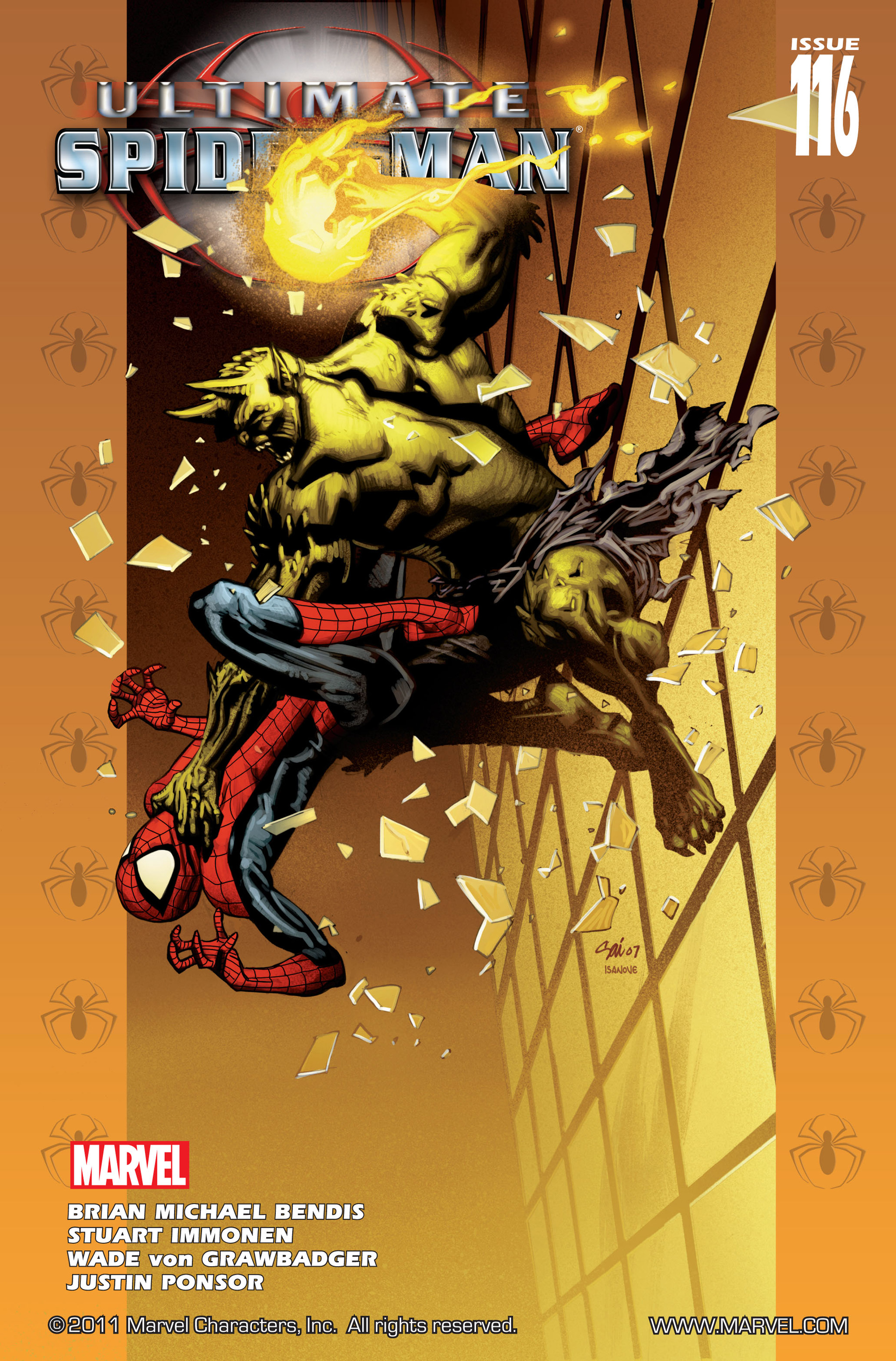Read online Ultimate Spider-Man (2000) comic -  Issue #116 - 1
