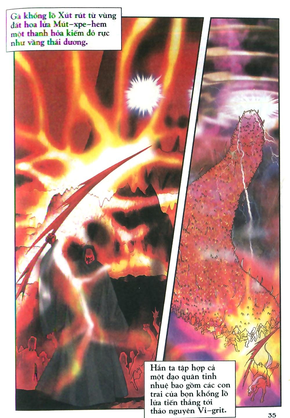 Thần thoại Bắc Âu - Chapter 48: Cuộc chiến Ragnarok - Pic 36