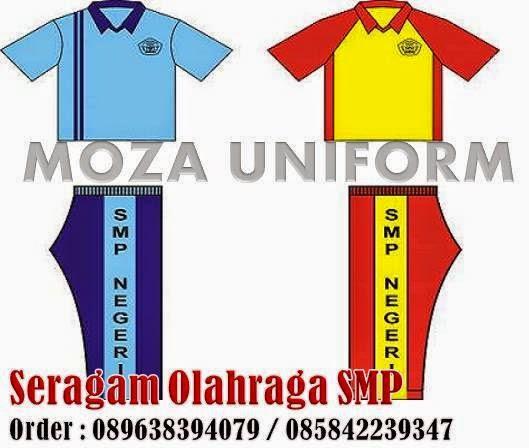 Seragam Olahraga Kaos Dan Celana Training Murah Untuk Sekolah Paud