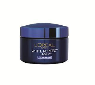 LOREAL PARIS WHITE PERFECT LASER OVERNIGHT TREATMENT CREAM