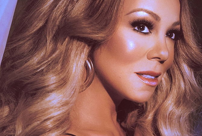 Remix: Mariah Carey - GTFO (Mitch Ferrino remix) | Random J Pop