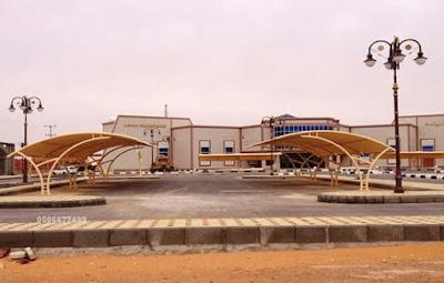 مظلات سيارات في حجدة