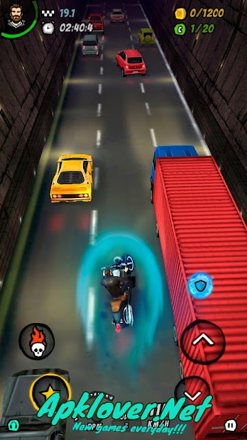 Moto Racing 2: Burning Asphalt MOD APK