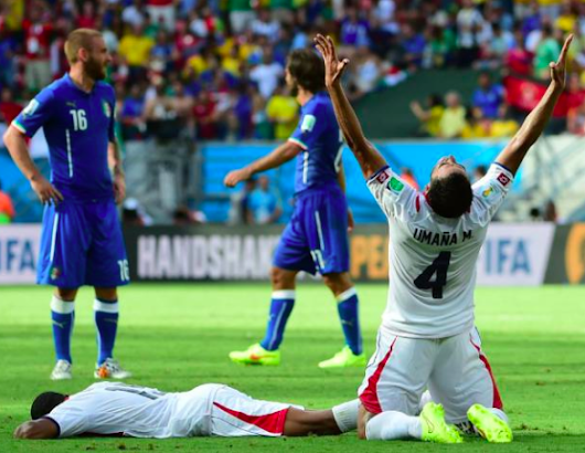 History Making Costa Rica Escape Group of Death