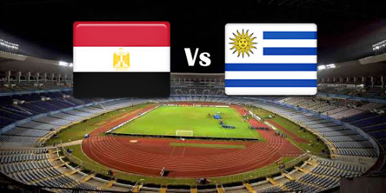 Egypt VS Uruguay | Predict the score and win amazing prizes