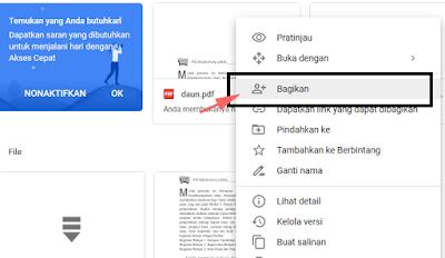 Cara Tampilkan File Pdf atau Word di Postingan Blogger