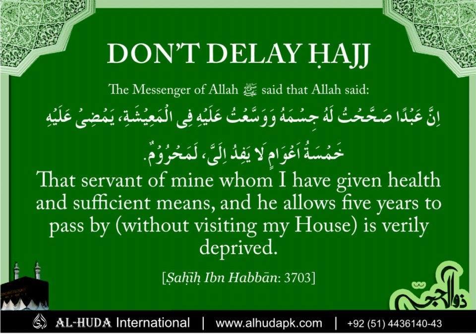 The Virtues of Hajj and Umrah in English ~ Hajj and Umrah