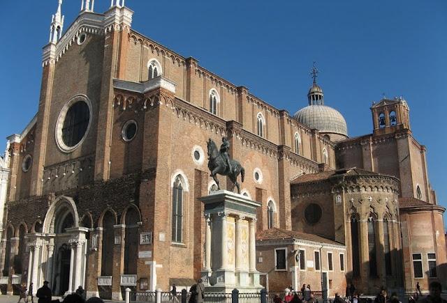 Basílica de São João e São Paulo em Veneza
