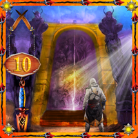Play Top10newgames Escape From Fantasy World Level 10