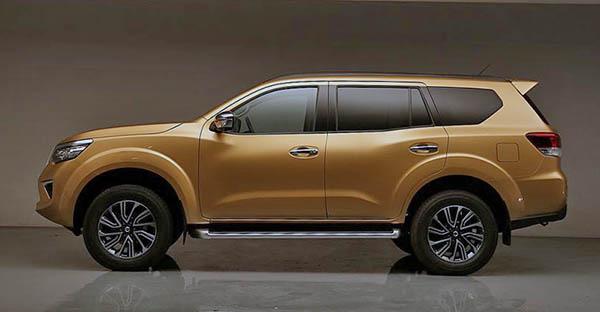 Burlappcar: New Nissan Terra