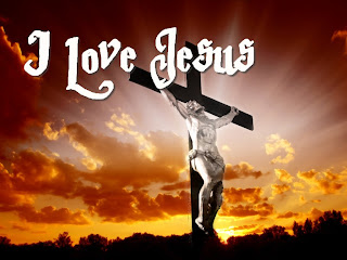 I Love Jesus Wallpaper