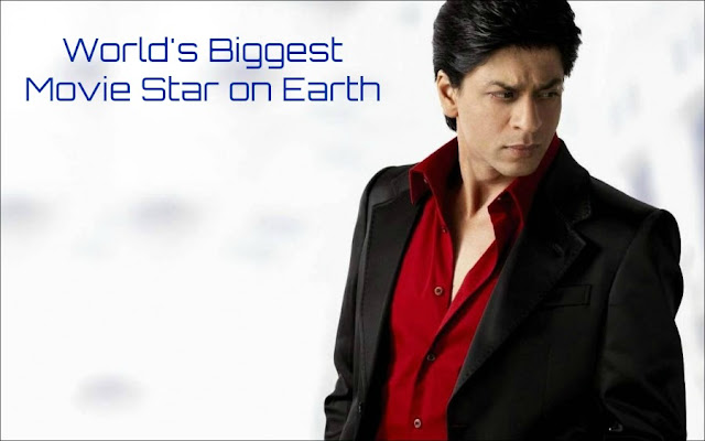 Worlds Biggest Movie Star on Earth