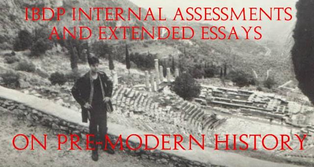 good history extended essay topics