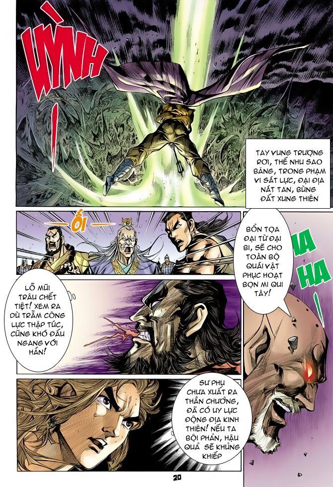 Đại Đường Uy Long chapter 56 trang 20