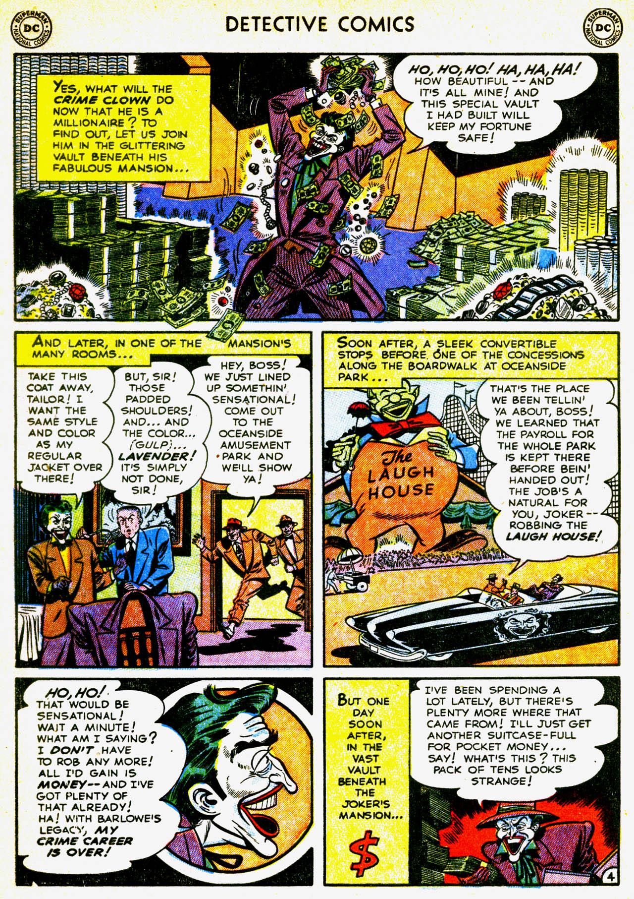 Detective Comics (1937) 180 Page 6