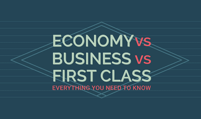 Economy vs Business vs First Class – Everything You Need to Know