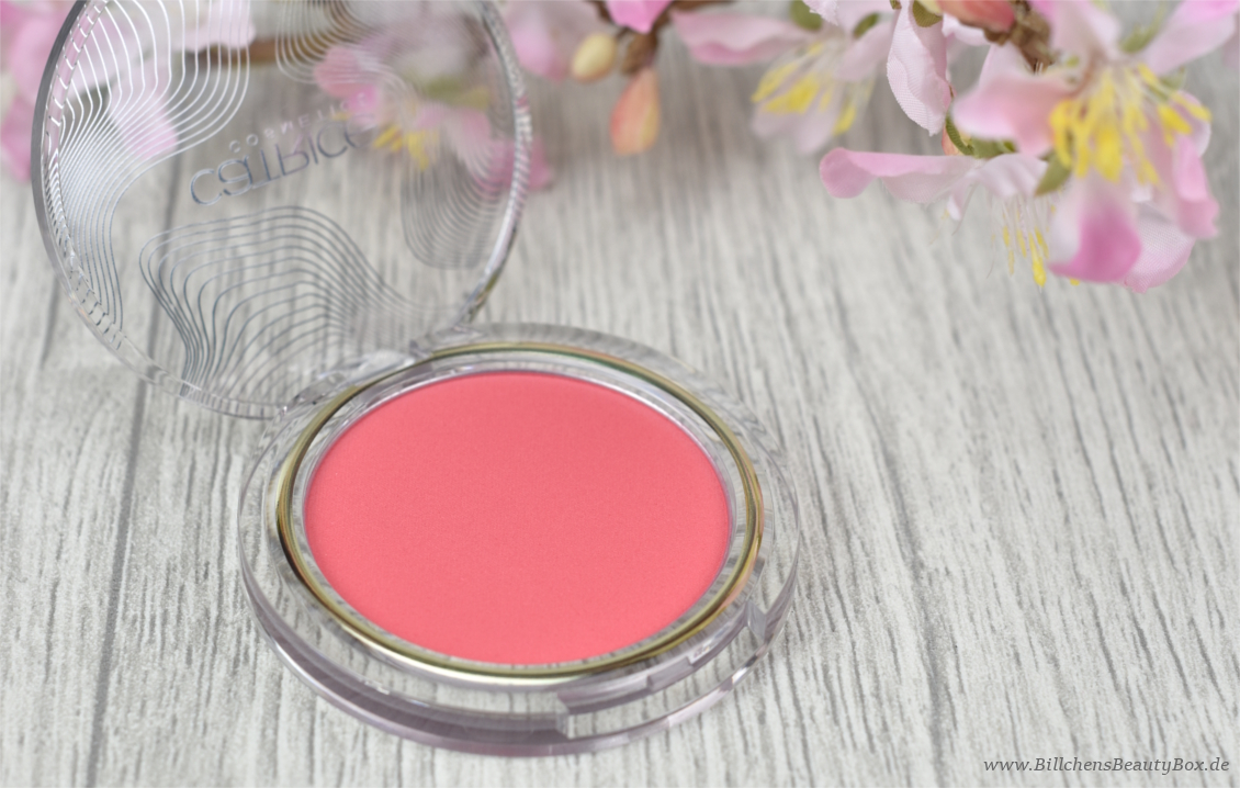 Catrice 'Pulse of Purism' Limited Edition - Powder Blush Pure Hibiscocoon