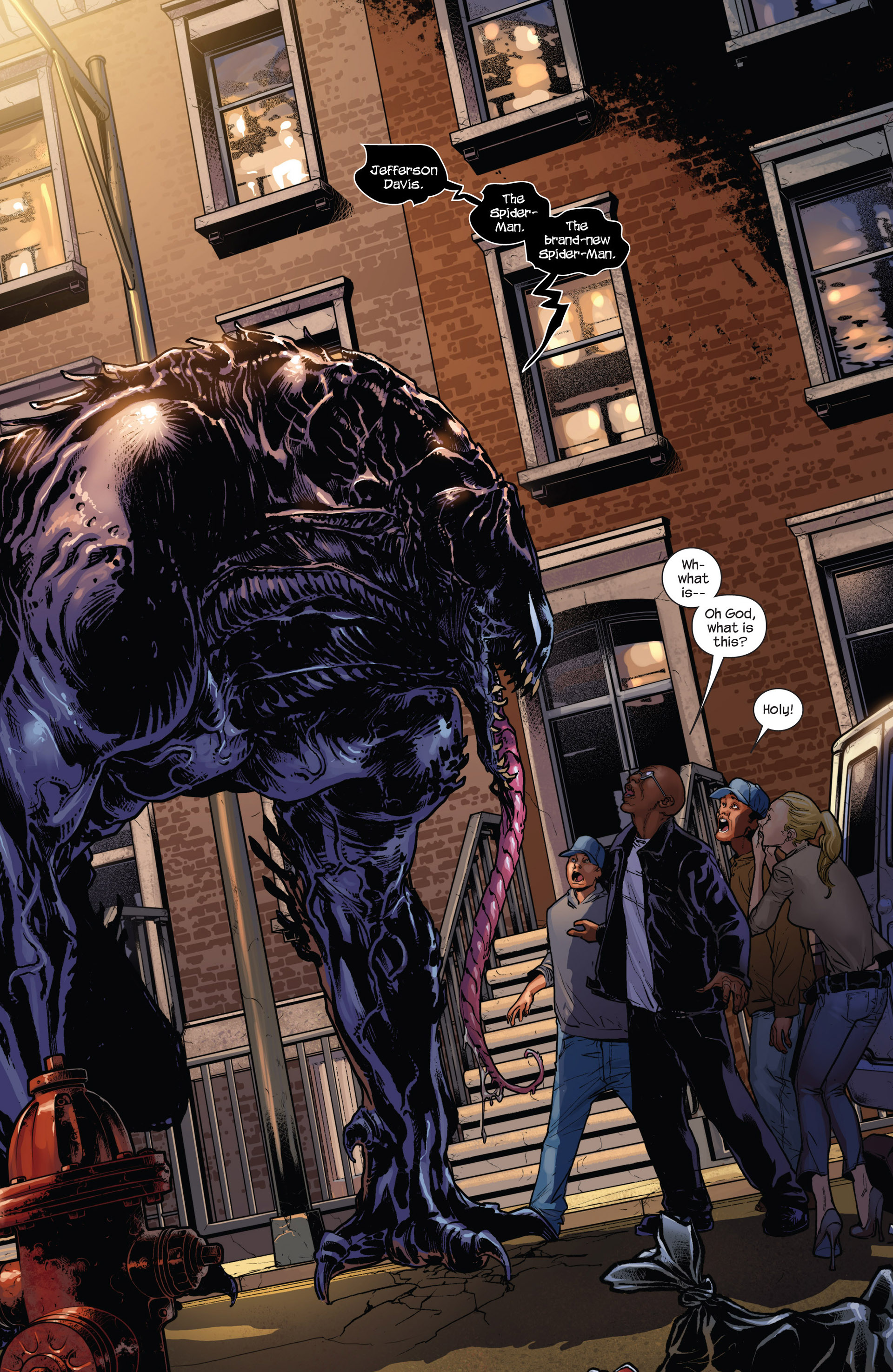 Read online Ultimate Comics Spider-Man (2011) comic -  Issue #20 - 4