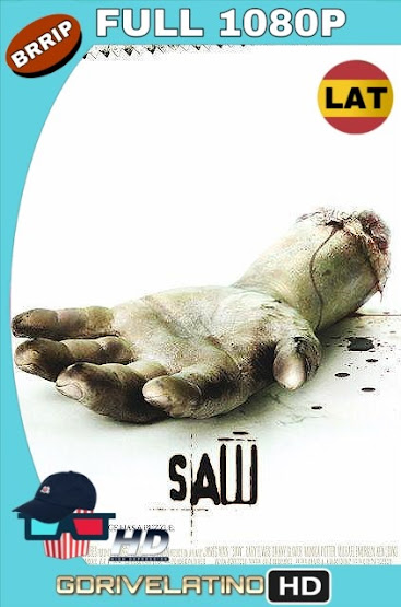 Saw (2004) UNRATED BRRip 1080p Latino-Ingles MKV