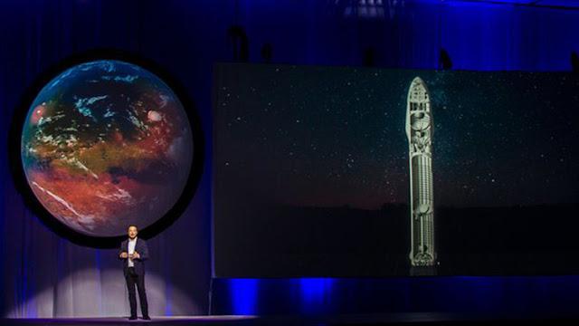 Space X confirma cuándo enviará a los primeros humanos para colonizar Marte