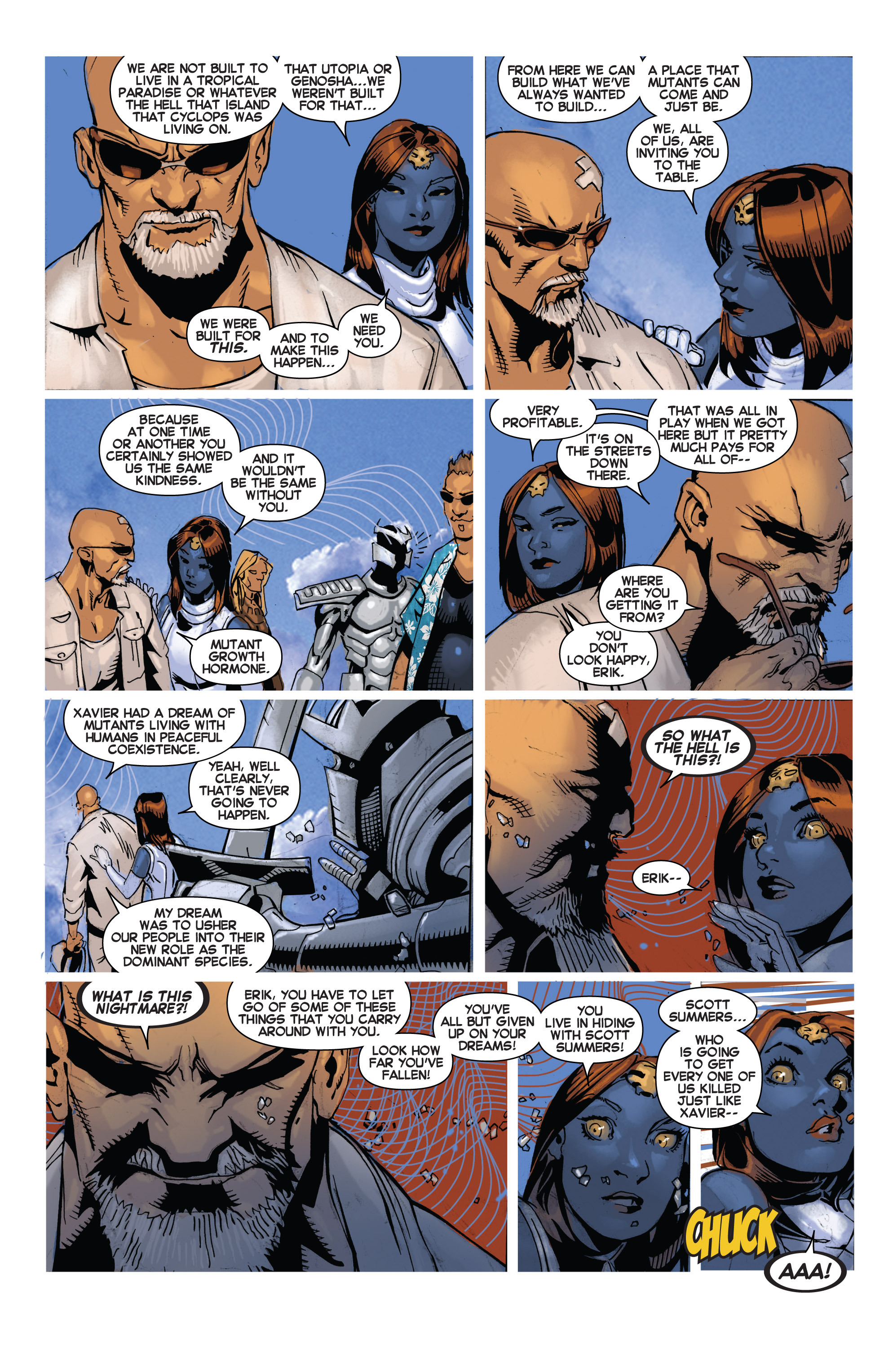 Read online Uncanny X-Men (2013) comic -  Issue # _TPB 3 - The Good, The Bad, The Inhuman - 59