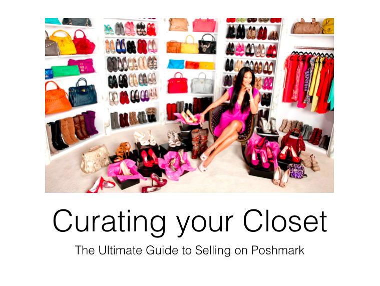The Ultimate Guide to Selling on Poshmark | sleeping in on