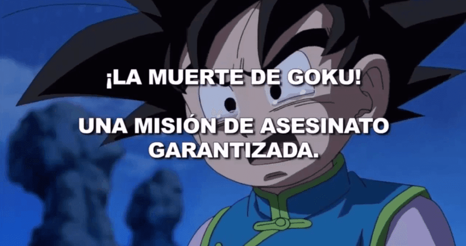Dragon Ball Super 71 Latino