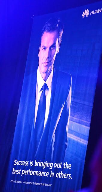 Ryk Neethling - Brand Ambassador - Huawei #thelifesway