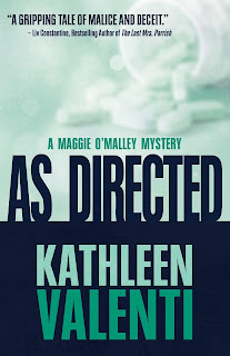 3 Suggestions on a Saturday Night Featuring author Kathleen Valenti
