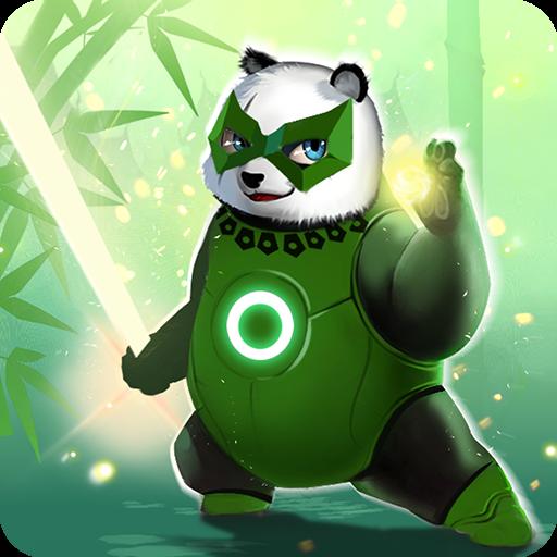 تحميل لعبة Speedy Panda: Dragon Warrior v4.0 مهكرة للاندرويد أموال لا تنتهي