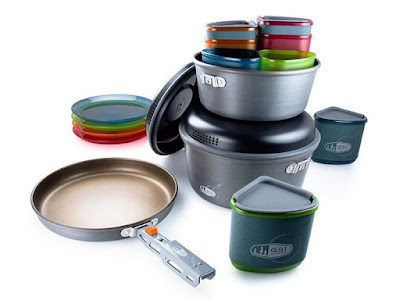 Pinnacle Camper Cookware System
