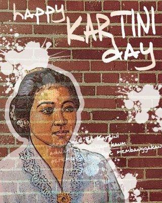 Peringatan Hari Kartini 2011 - SMAN 3 Unggulan Kayuagung, OKI Sumatera Selatan
