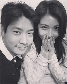 Ha Ji Won with yo_tw_on in Life Risking Romance