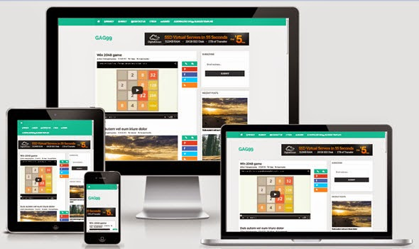Video Blog Responsive Blogger Template Demo and Download Link. Features of Video Blog Responsive Blogger Template.
